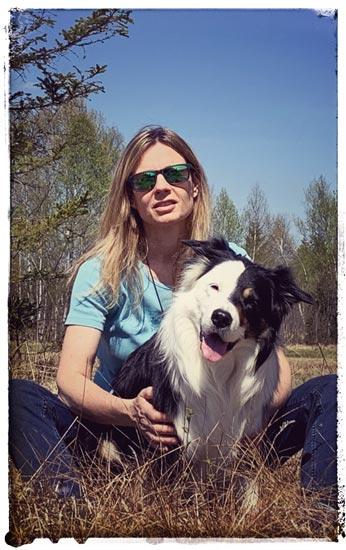 Laurence Perée, Inhaberin hund & katz